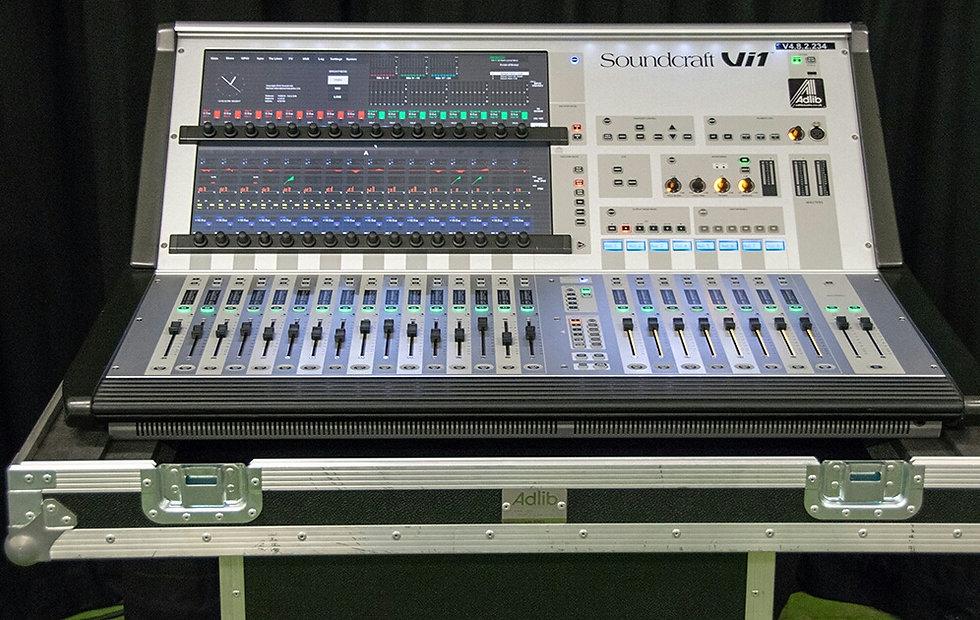 Soundcraft VI1 mieten