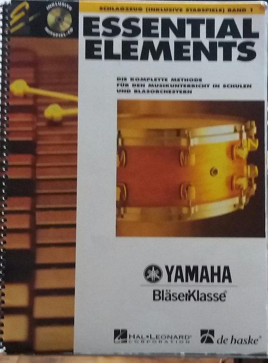 De Haske Bläserklasse Drums 1