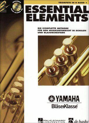 Essential Elements, für Trompete in B