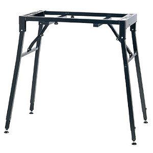 K&M Keyboard-Klapptisch, Ständer, Keyboardständer, Keyboard Stand, Table
