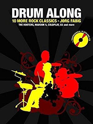 Drum Along Rock Classics Songs mit Playalong