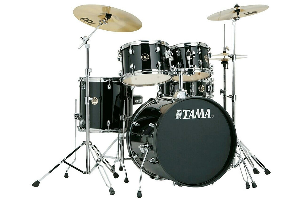 "Tama Rhythm Mate, Black, 20"" Bass Drum"