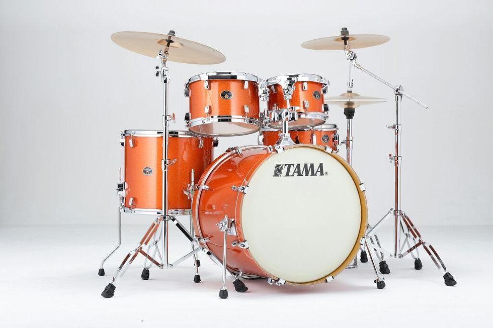 Tama Silverstar Schlagzeug mieten