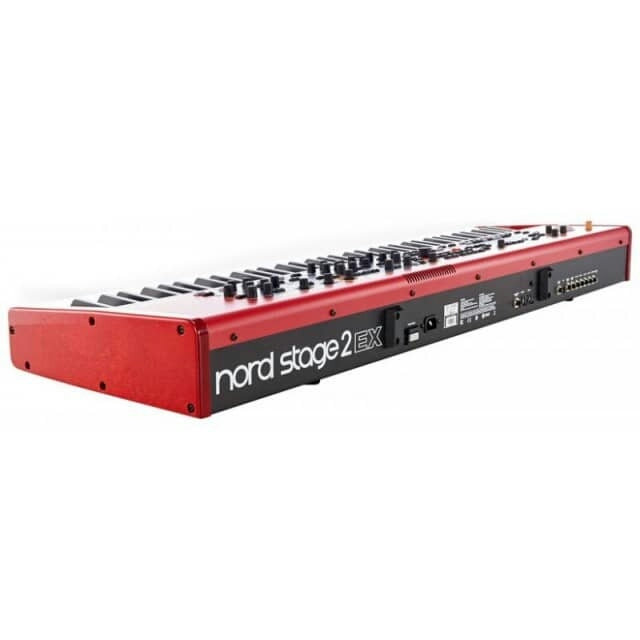 Clavia Nord Stage 2 EX HP 76 mieten