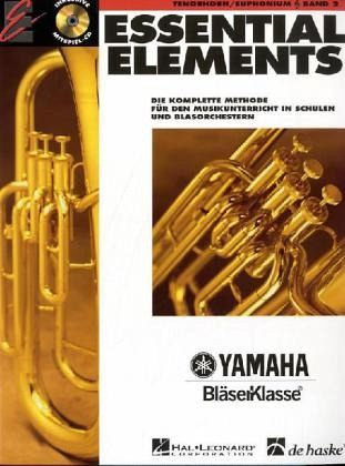 Essential Elements, für Tenorhorn/Euphonium in B