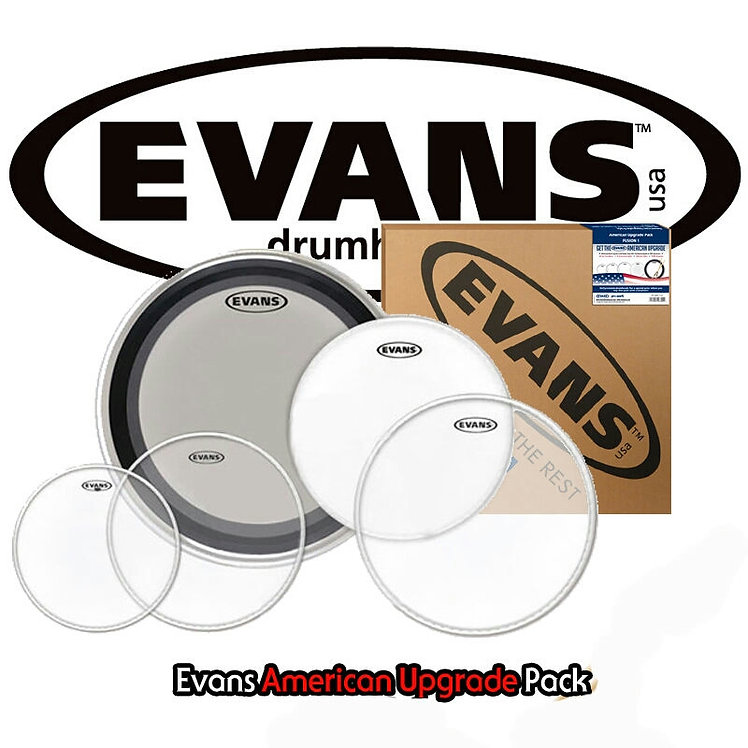 Evans EPP-AMUP-F1 – Fell Set American Upgrade