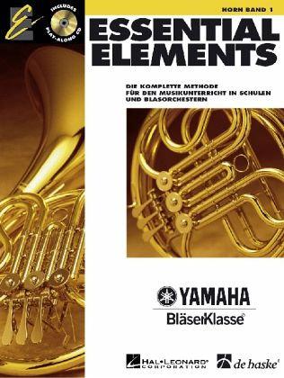 Essential Elements, für Horn