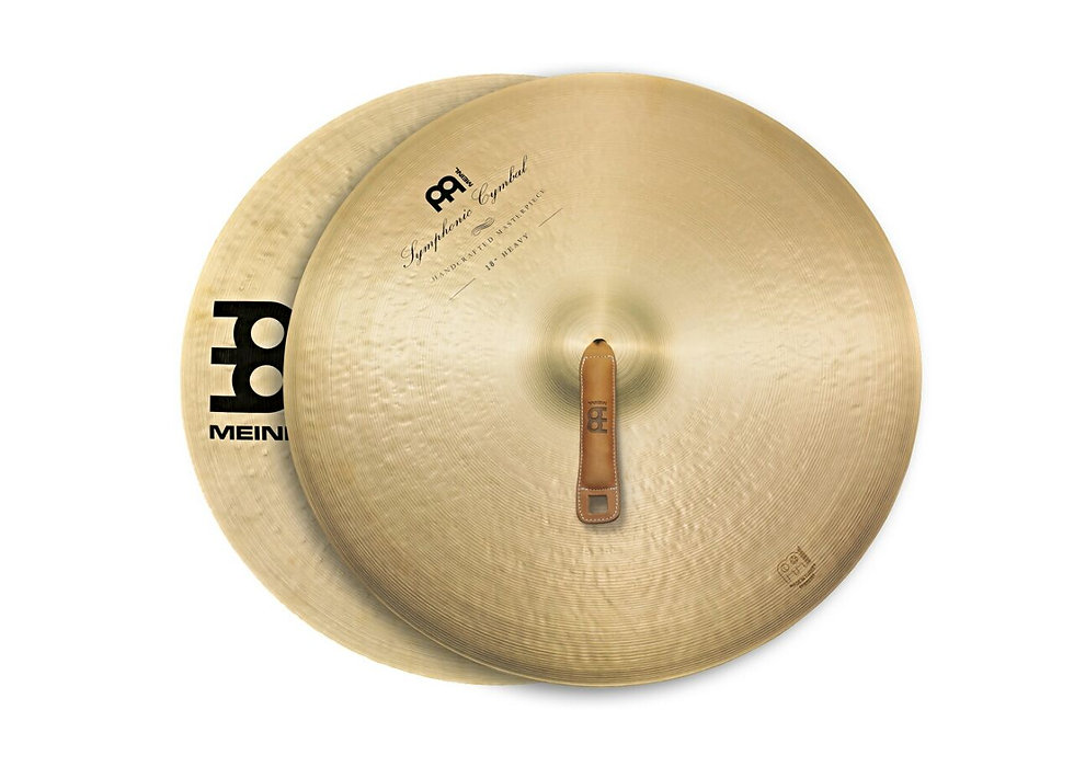 Meinl CYMBAL 18″ ORCHESTER PAIR MEINLSYMPHONIC,