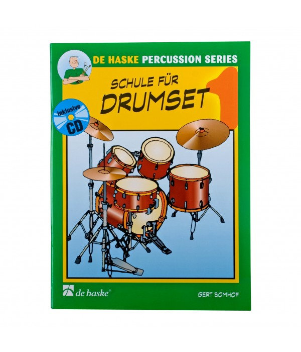 Schule für Drumset Band 1 Gert Bomhof
