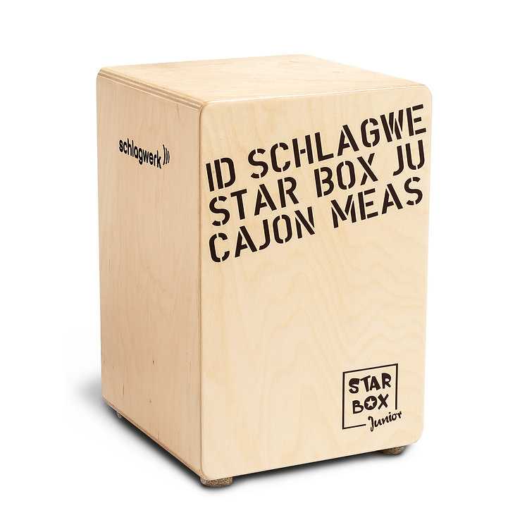 Kinder Cajon Star Box Schlagwerk