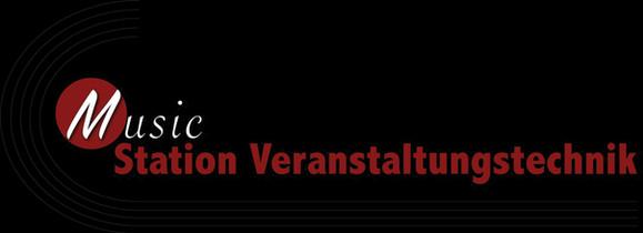 Logo Music Station Veranstaltungstechnik