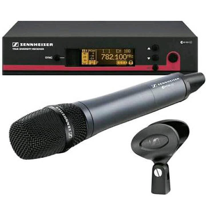 Funkmikrofon mieten Tagesmietpreis