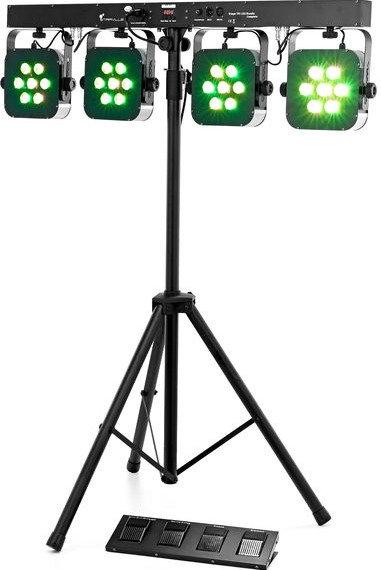 Stairville Stage All-in-one Licht Anlage Tagesmietpreis ab
