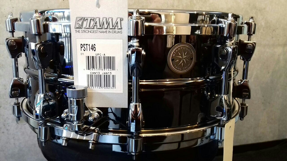 Tama Starphonic PST146 Black Nickel