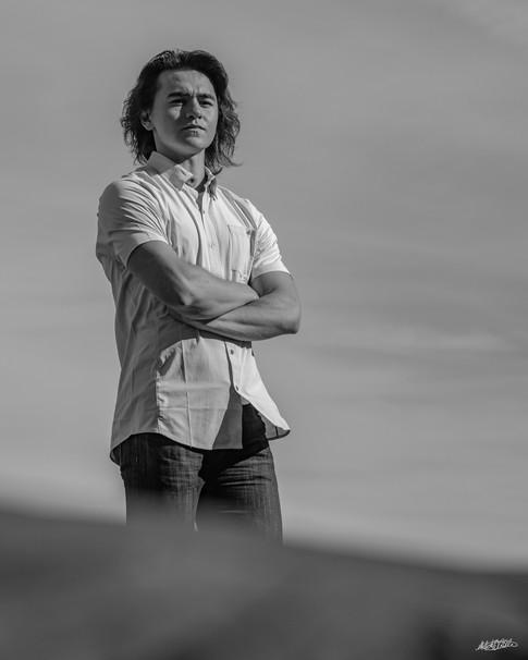 Graham Kapowsin High School Senior Portraits   Mitchell W. Calhoun Photography