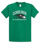 Clover Creek Elementary School, Parent Teacher Association, PTA, Bethel School District, Spirit Wear