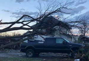 Storm damage reported on Delmarva after severe weather moved
