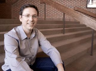 Meet the Staff - Dr. Brandon Arvay, Front Ensemble Instructor