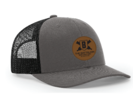 Trucker Hat with Logo Patch