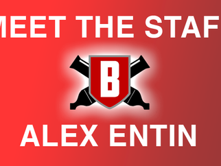 Meet the Staff - Alex Entin, Battery Caption Head