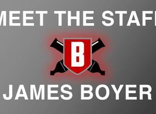 Meet the Staff - James Boyer, Visual Caption Head