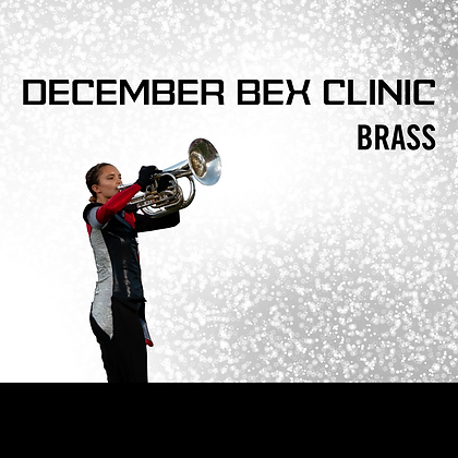 December Utah BEX Clinic - Brass