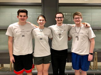 Introducing Our 2019 Drum Majors