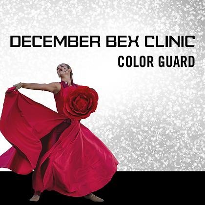 December Utah BEX Clinic - Guard