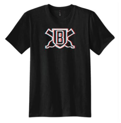 3D Logo t-shirt