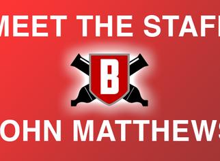 Meet the Staff - John Matthews, Assistant Brass Caption Head