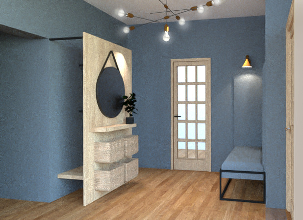 3D VISUALIZATION - ENTRY