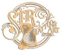 STR Tattoo & Art Studio logo - best tattoo artists in NSW Australia