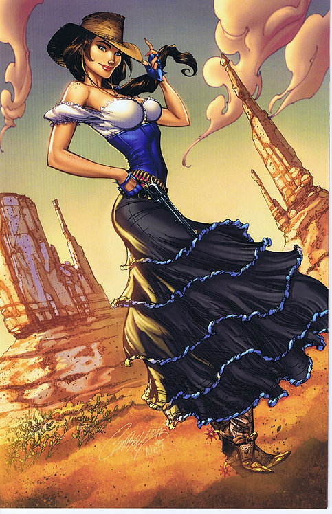 Legend of Oz The Wicked West #1 Bluerainbow Exclusive Ltd 500