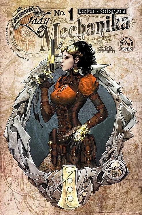 Lady Mechanika #1A First Print