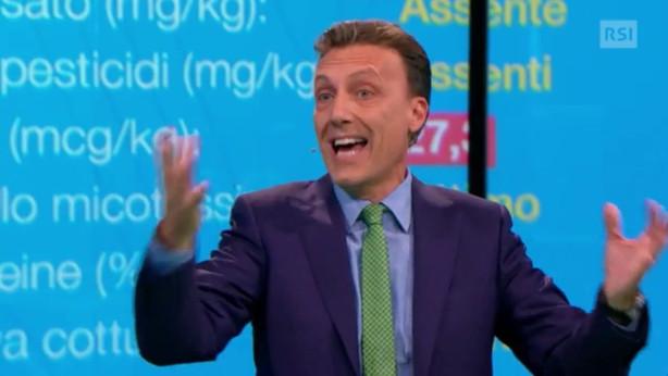La Nostra Intervista sulla Tv Svizzera