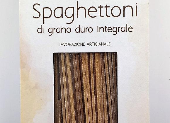 Spaghettoni grano duro integrale Biologico