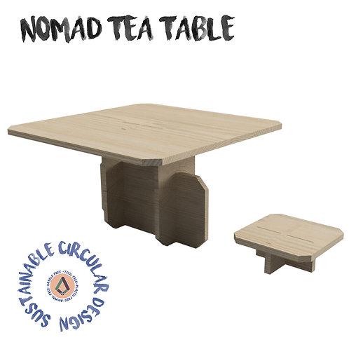 Nomad Tea Table