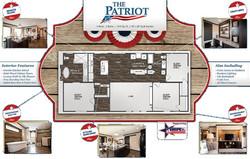 437 Floor Plan with Features