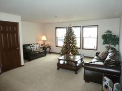 358 Living Room & Basement Stairwell