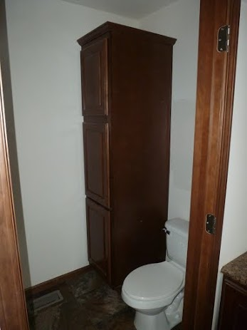 358 Master Bathroom Linen Closet