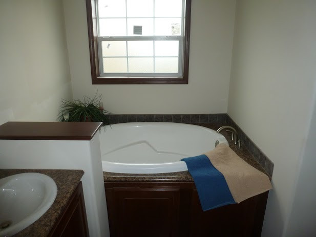 358 Master Bathroom Tub