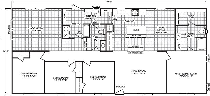 Display Home 452 Floor Plan