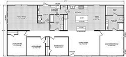 Display Home 452 Floor Plan
