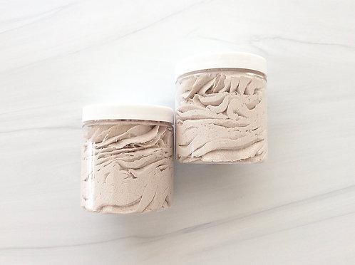 Creamy Cashmere Whipped Soap Sugar Scrub 8 oz Jar