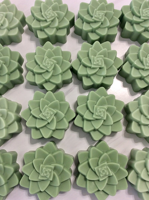 Lush Succulent Handcrafted Soap