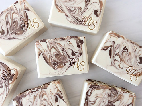 Creamy Cashmere Handcrafted Soap