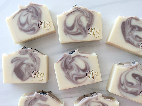 Lavender Essential Oil Handcrafted Soap