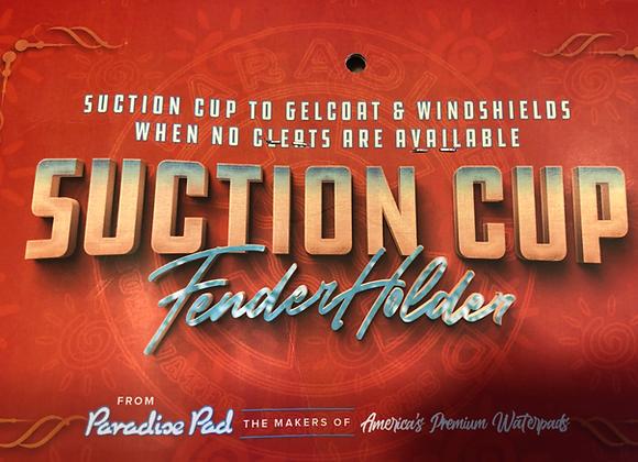 Premium Suction Cup Fender Holder- pair
