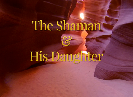 "Book Video Trailer for ""The Shaman & His Daughter"""