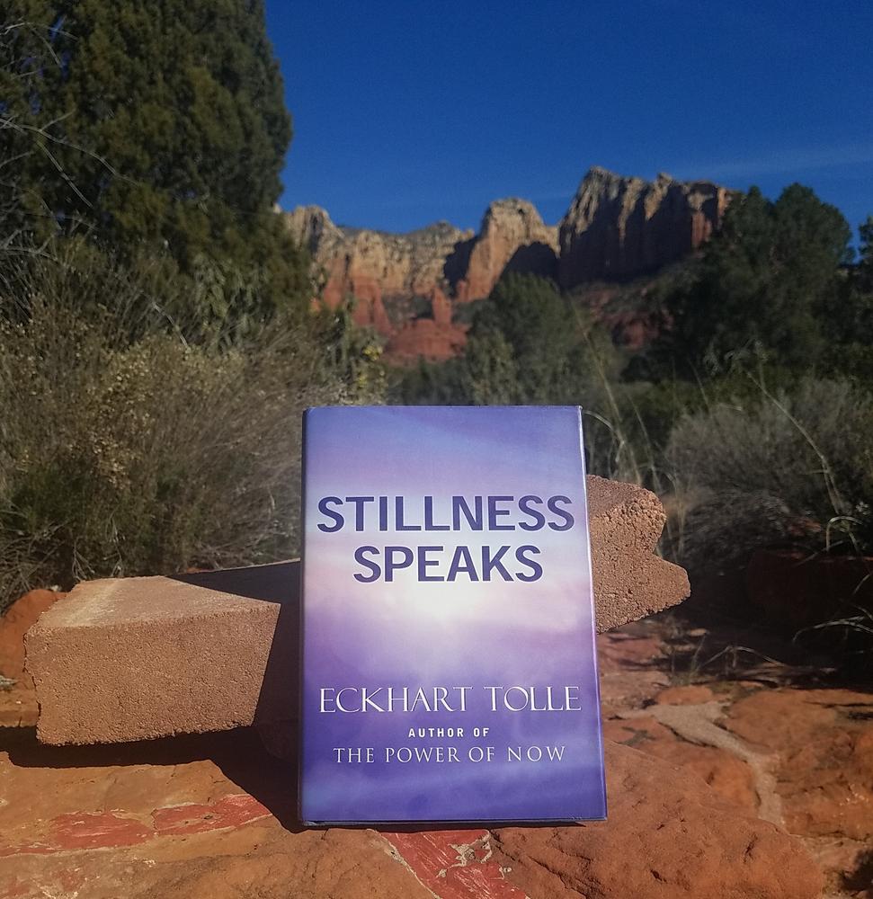 """Eckhart Tolle Books - """"Stillness Speaks"""""""